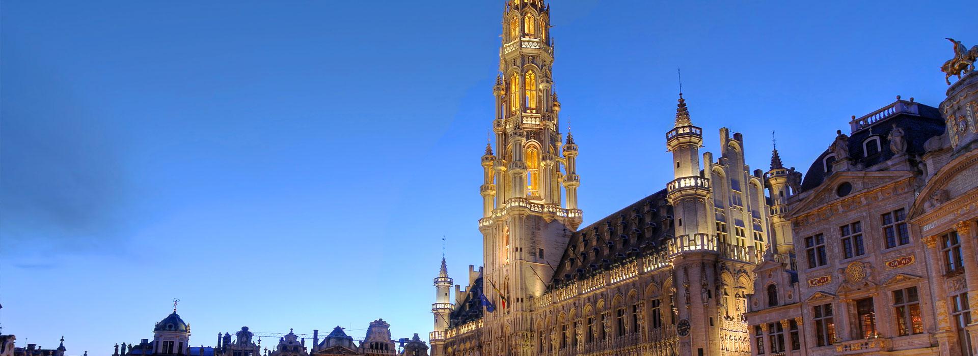 Nouveau : Belgique